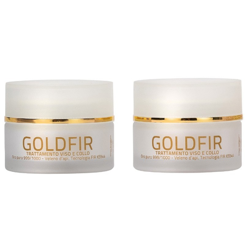 Goldfir Been - 2 vasi da 50 gr.